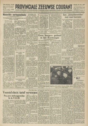 Provinciale Zeeuwse Courant 1947-12-23