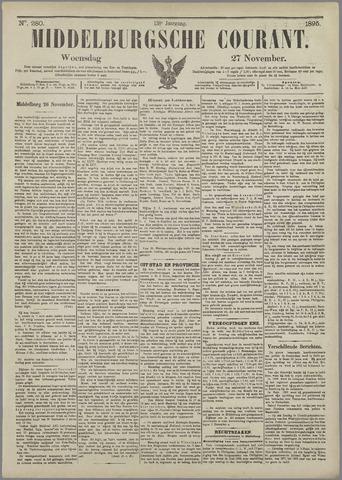 Middelburgsche Courant 1895-11-27