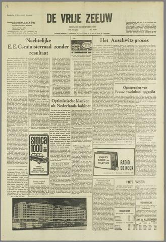 de Vrije Zeeuw 1963-12-23