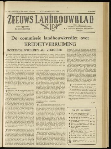 Zeeuwsch landbouwblad ... ZLM land- en tuinbouwblad 1960-05-21