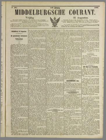 Middelburgsche Courant 1906-08-31