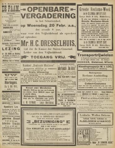 de Faam en de Faam/de Vlissinger 1924-02-13