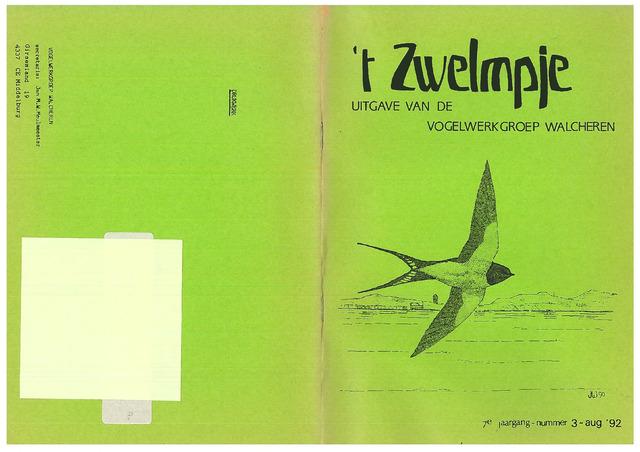 't Zwelmpje 1992-08-01