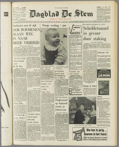 de Stem 1968-04-27