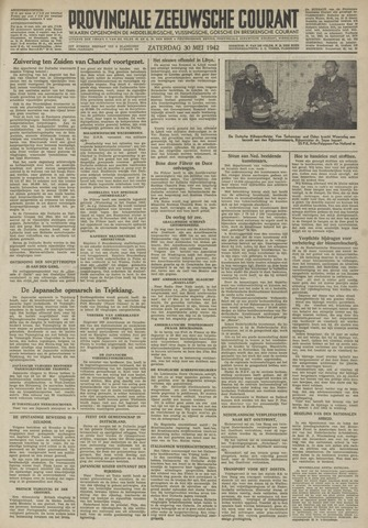 Provinciale Zeeuwse Courant 1942-05-30