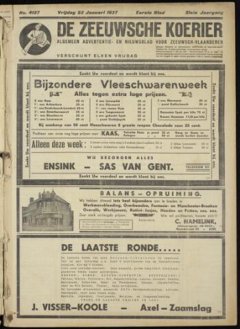 Zeeuwsche Koerier 1937