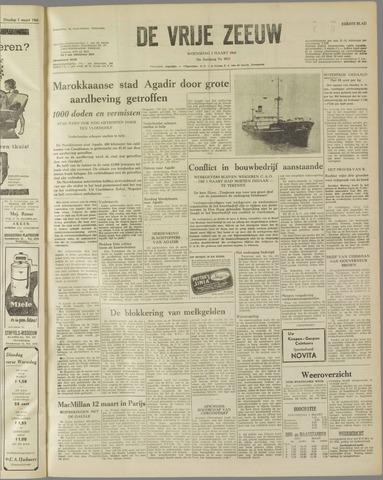 de Vrije Zeeuw 1960-03-02