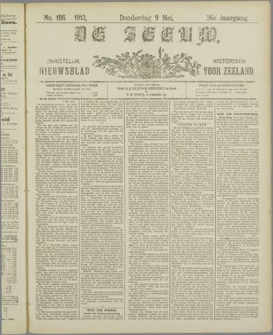 De Zeeuw. Christelijk-historisch nieuwsblad voor Zeeland 1912-05-09