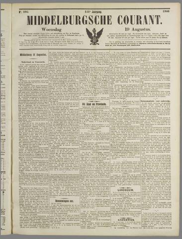 Middelburgsche Courant 1908-08-19