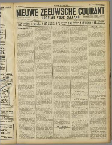 Nieuwe Zeeuwsche Courant 1921-06-07