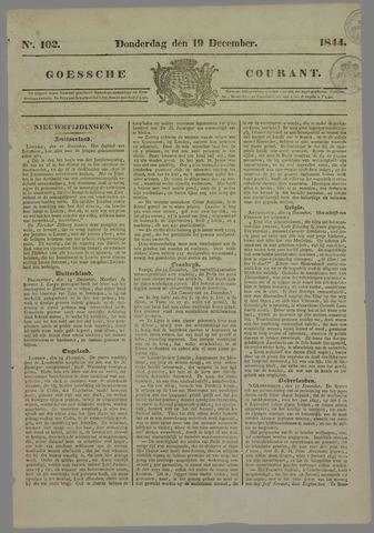 Goessche Courant 1844-12-19