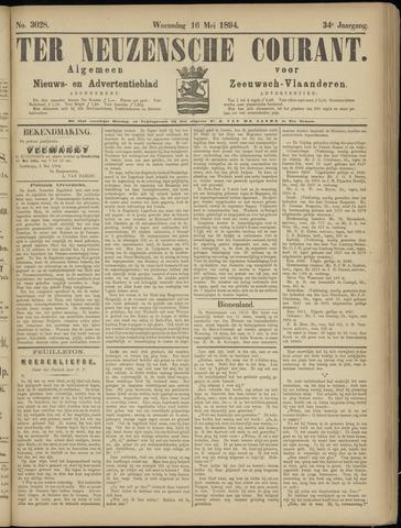 Ter Neuzensche Courant. Algemeen Nieuws- en Advertentieblad voor Zeeuwsch-Vlaanderen / Neuzensche Courant ... (idem) / (Algemeen) nieuws en advertentieblad voor Zeeuwsch-Vlaanderen 1894-05-16