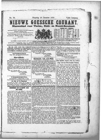 Nieuwe Goessche Courant 1870-12-20