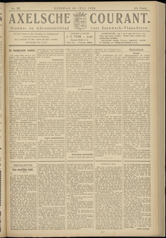 Axelsche Courant 1932-07-26