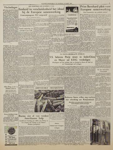 Watersnood documentatie 1953 - kranten 1953-03-30