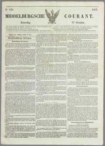 Middelburgsche Courant 1857-10-17