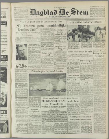 de Stem 1951-07-25