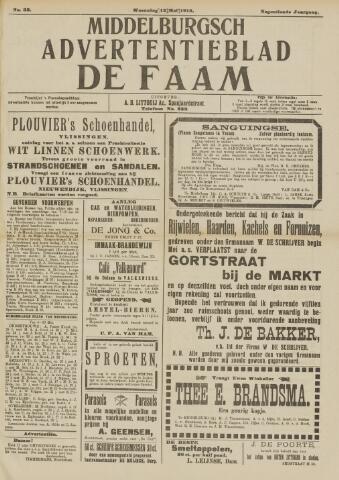 de Faam en de Faam/de Vlissinger 1915-05-12