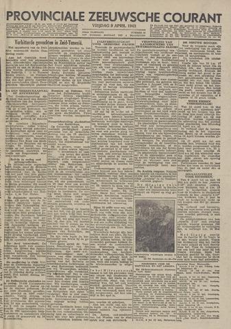 Provinciale Zeeuwse Courant 1943-04-09