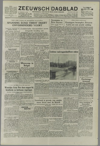 Zeeuwsch Dagblad 1953-10-26