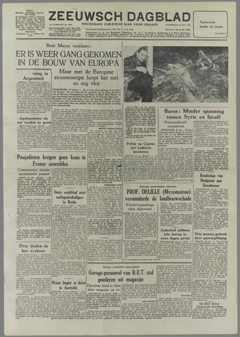 Zeeuwsch Dagblad 1956-01-26