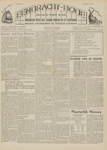 Eendrachtbode (1945-heden)/Mededeelingenblad voor het eiland Tholen (1944/45) 1959-03-27