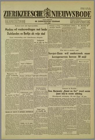Zierikzeesche Nieuwsbode 1959-05-19