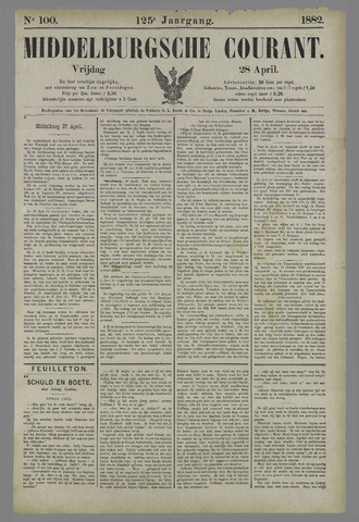 Middelburgsche Courant 1882-04-28