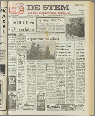 de Stem 1974-04-27