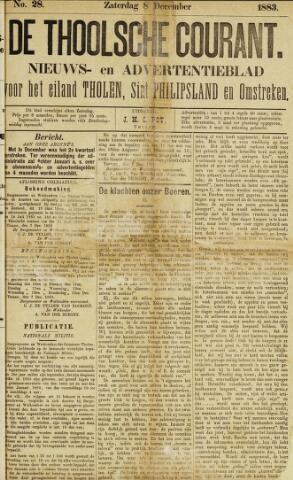 Ierseksche en Thoolsche Courant 1883-12-08