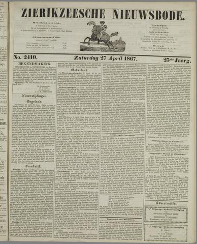 Zierikzeesche Nieuwsbode 1867-04-27