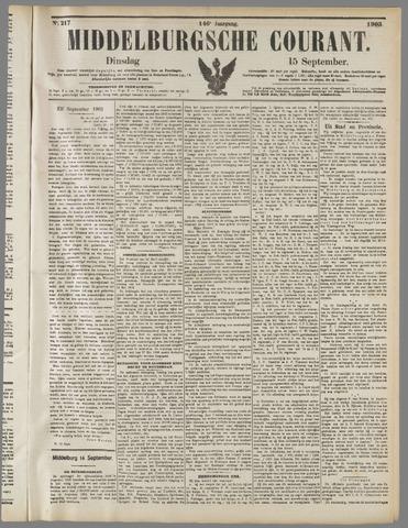 Middelburgsche Courant 1903-09-15