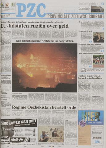 Provinciale Zeeuwse Courant 2005-05-17