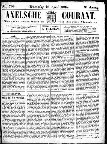 Axelsche Courant 1893-04-26
