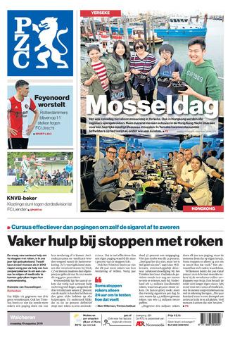 Provinciale Zeeuwse Courant 2019-08-19