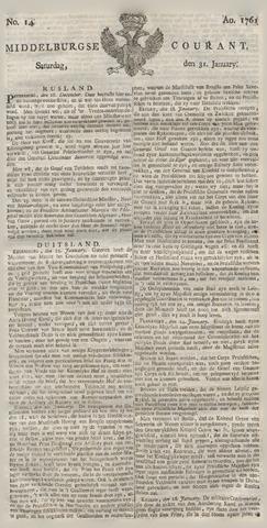 Middelburgsche Courant 1761-01-31
