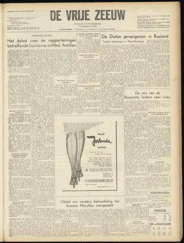 de Vrije Zeeuw 1955-11-29
