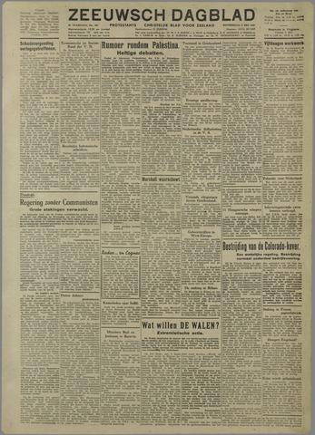 Zeeuwsch Dagblad 1947-05-08