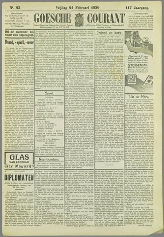 Goessche Courant 1930-02-21