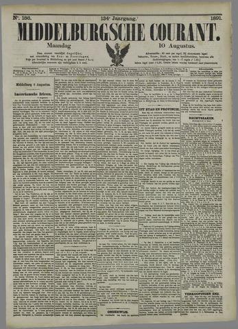 Middelburgsche Courant 1891-08-10