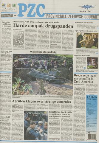 Provinciale Zeeuwse Courant 1999-10-14