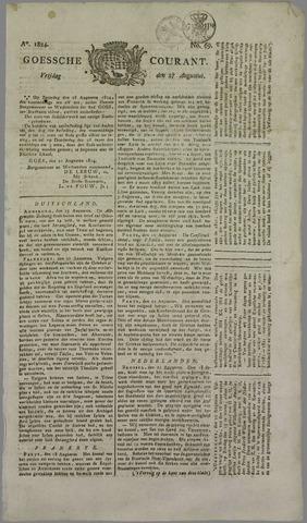 Goessche Courant 1824-08-27