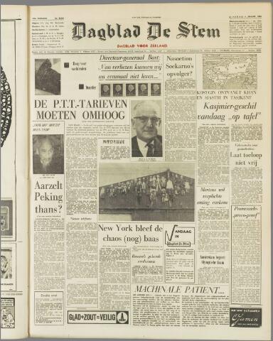 de Stem 1966-01-04
