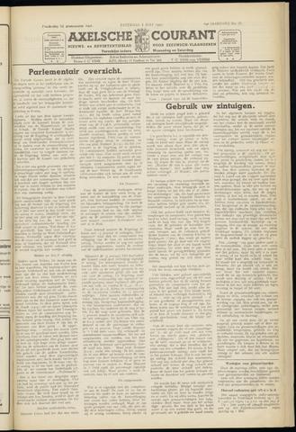 Axelsche Courant 1950-07-08