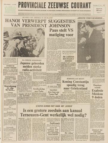 Provinciale Zeeuwse Courant 1967-12-27
