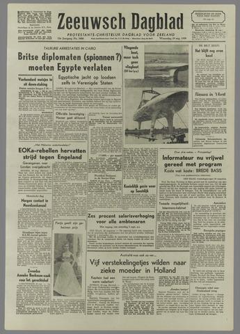 Zeeuwsch Dagblad 1956-08-29