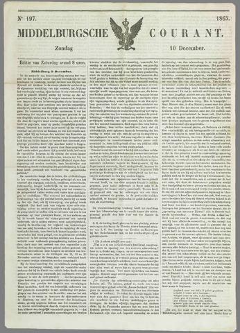Middelburgsche Courant 1865-12-10