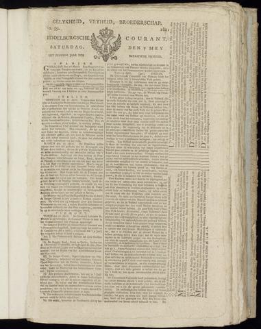 Middelburgsche Courant 1801-05-07