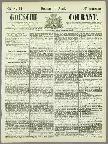 Goessche Courant 1897-04-13