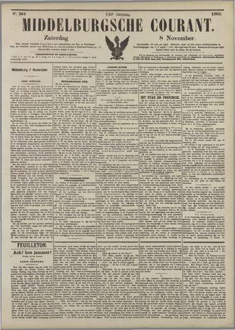 Middelburgsche Courant 1902-11-08